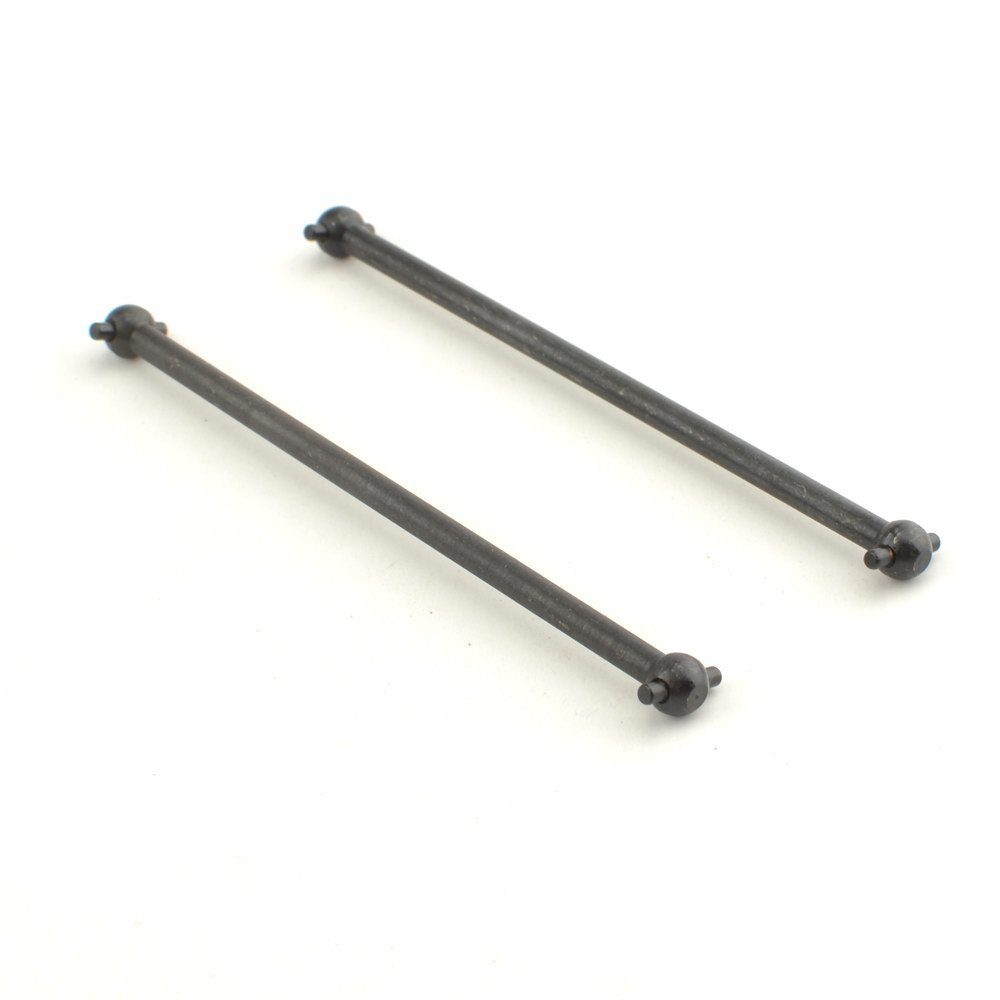 GOOACTION Black 08059 Front//Rear Steel Dogbone 89.5mm RC HSP 1:10th Car Buggy Truck 94110 94111