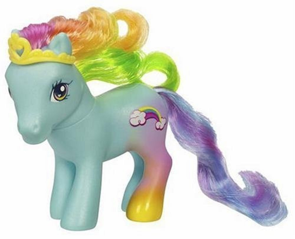 My Little Pony Pony Little Favorite Friends Rainbow Dash Pony Figure 9ebfc1