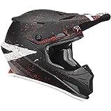 Thor Sector Hype Motocross Helm Spring 2018 - schwarz Coral