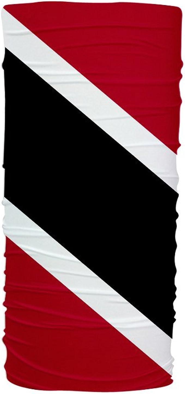 "TRINIDAD /& TOBAGO Country Flag 21/"" x 21/"" Inch BANDANNA..New"
