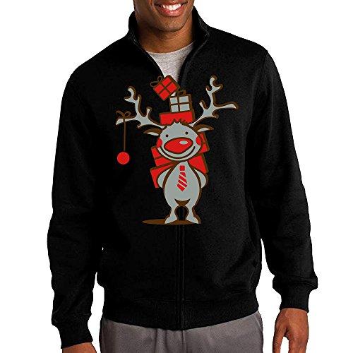 dabbing-santa-ugly-christmas-sweatshirt-mens-black-sweatshirt