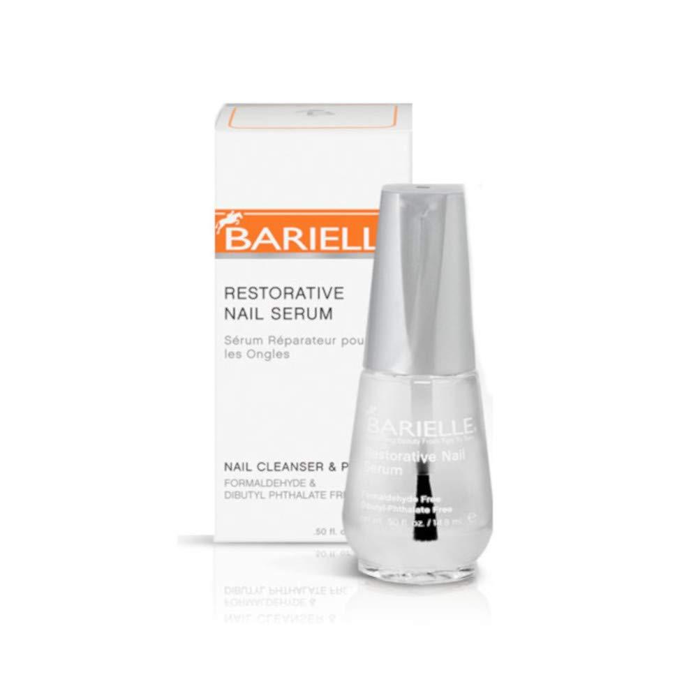 Barielle Restorative Nail Serum, 0.5 Ounce : Nail Growth Formula Treatments : Beauty