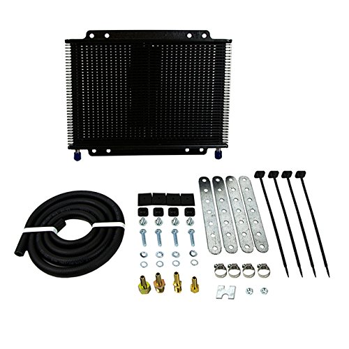 (B&M 70268 SuperCooler Automatic Transmission Cooler)