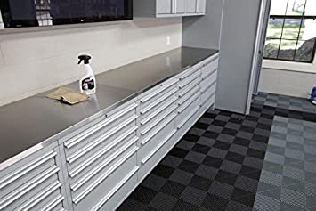 Garage Flooring Tiles : Garage flooring resin and floor tiles by garageflex von