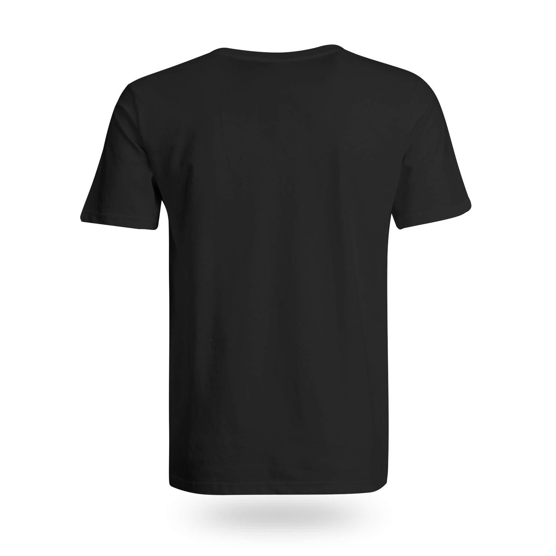 0bf9cc5cbd Amazon.com: AX Fashions Graphic Tees for Men - Funny T Shirts for Men    Black: Clothing