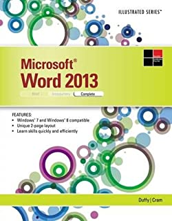 Shelly cashman series microsoft office 365 publisher 2016 microsoft word 2013 illustrated complete fandeluxe Gallery