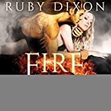 Fire In His Fury: Fireblood Dragon Romance series, Book 4