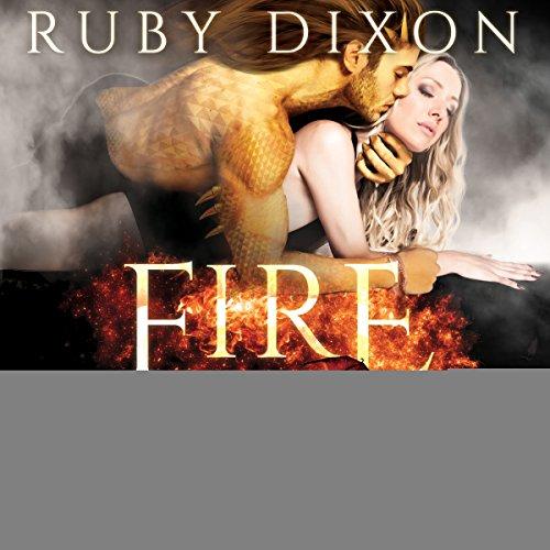 Fire In His Fury: Fireblood Dragon Romance series, Book 4