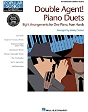Double Agent! Piano Duets: Hal Leonard Student Piano Library Popular Songs Series Intermediate 1 Piano, 4 Hands
