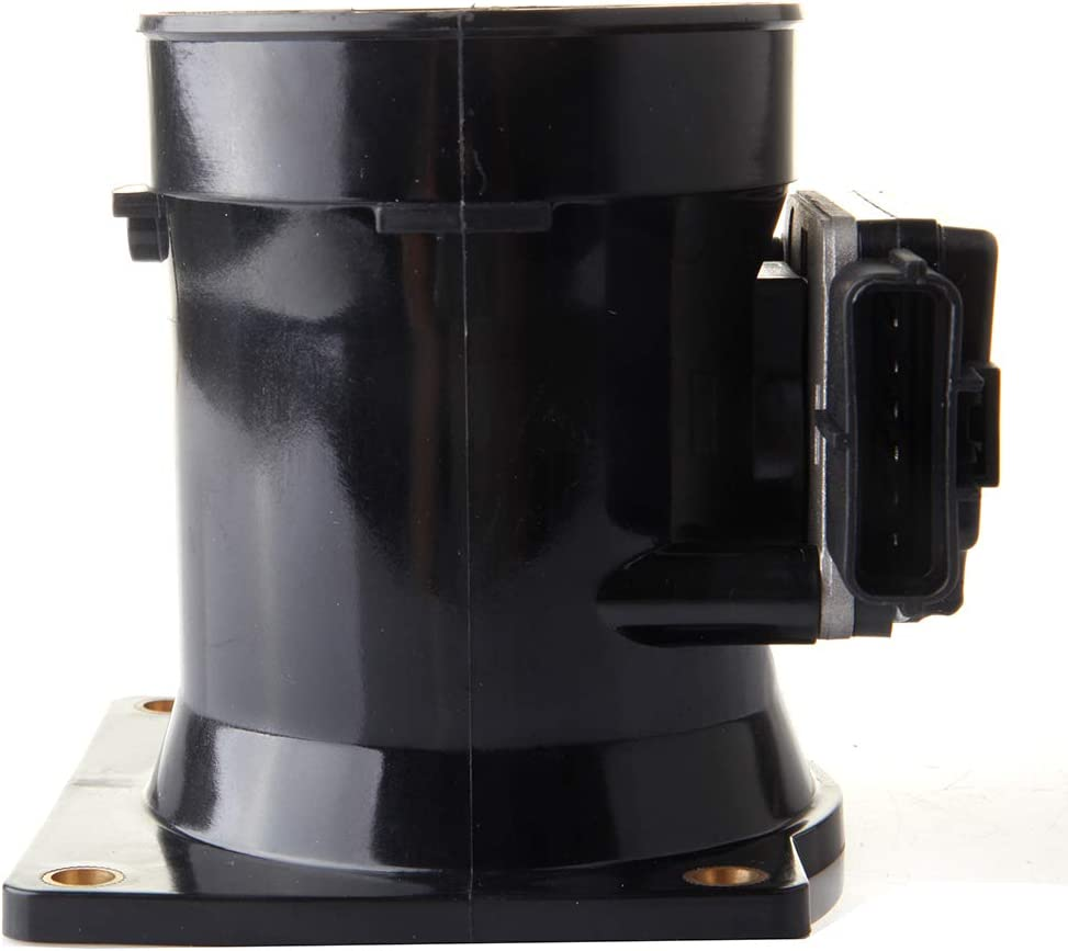 ECCPP Mass Air Flow Sensor 1F2213210R0A Replacement For 1999-2005 Ford Explorer,2001-2003 Ford Ranger,1999-2005 Mercury Mountaineer,2000-2003 Mercury Sable 3.0L
