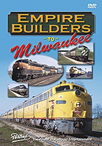 Pentrex - Empire Builders to Milwaukee DVD [DVD] ()