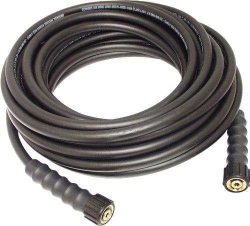 flexible pressure washer hose - 6