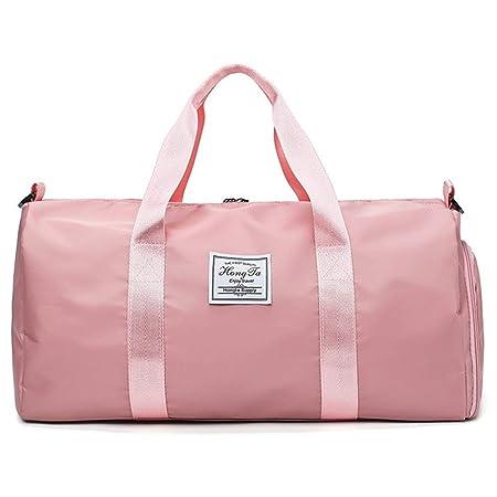 Viaggi Duffle Bag bagagli Sport Borsa da palestra con scarpe
