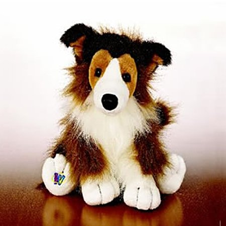 Amazon Com Fmmi Webkinz Collie Toys Games