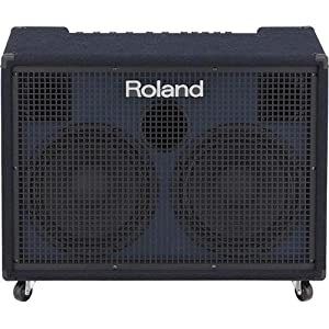 Roland 4-channel Stereo Mixing Keyboard Amplifier, 320 watt (160W+160W)