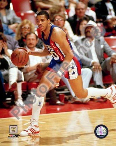 OtisバードソングNew Jersey Nets NBAアクション写真8 x 10   B00D4CHCM0