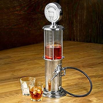 Retro-Getränkespender Nostalgic Barbutler Zapfsäule 0.9 Liter | bar@Drinkstuff Zapfsäule Getränkespender, Oldtimer Pump Bar B