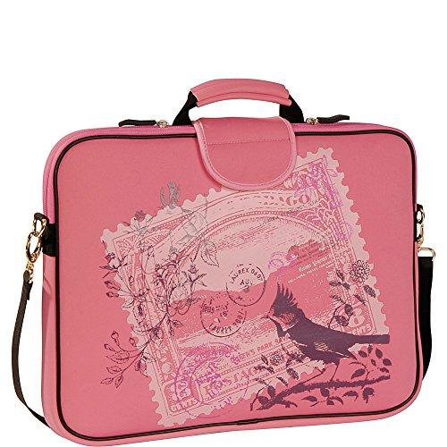 laurex-17-laptop-sleeve-pink-birdy-stamp