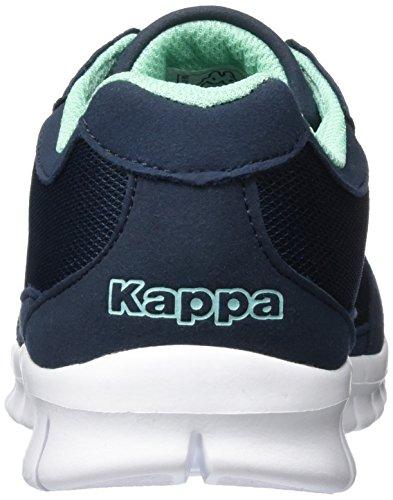 Kappa Raket - 2421306737 Vit-svart