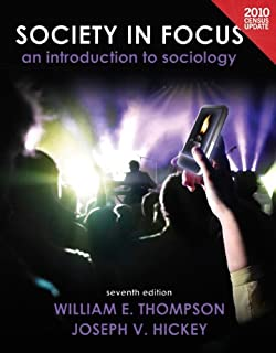 Amazon society in focus an introduction to sociology english society in focus an introduction to sociology census update 7th edition fandeluxe Gallery