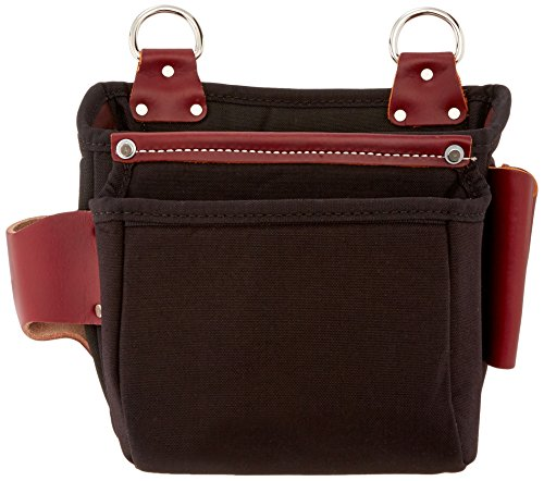 Occidental Leather 8073 Beltless Fastener Bag - Beltless Tool Bag