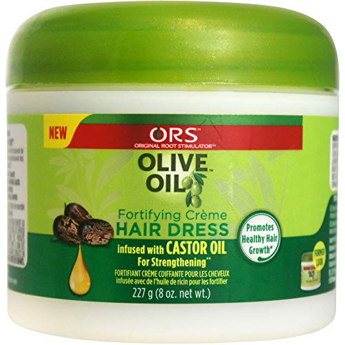 Fortifying Oil (ORS Olive Oil Fortifying Creme Hair Dress 8 oz (Pack of 2))