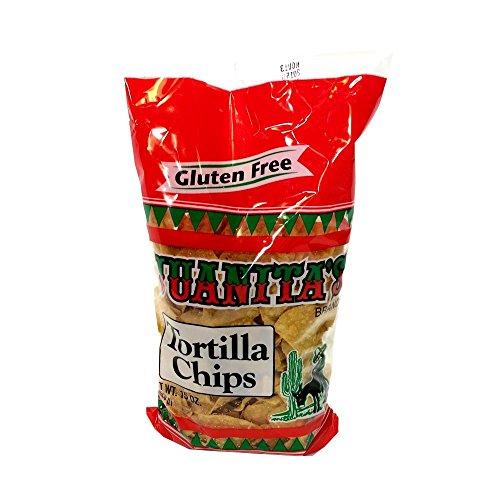 Best Selling Tortilla Chips   Juanitas  15 Oz  Bag