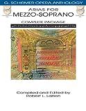 Arias for Mezzo-Soprano, , 1480328502