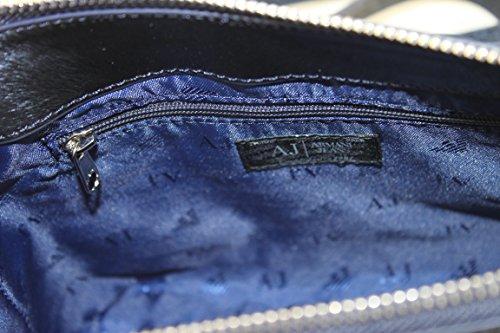 Hombro De nbsp;dunkleblau Armani Bolsa Bolso Jeans 922104 tq4xUzw