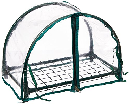 Zenport SH3270-12.5 1-Foot High Balcony Greenhouse for Protected Patio, Mini