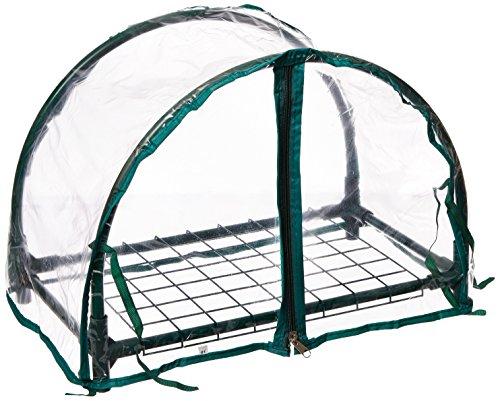 Zenport SH3270-12.5 1-Foot High Balcony Greenhouse for Protected Patio, Mini ()
