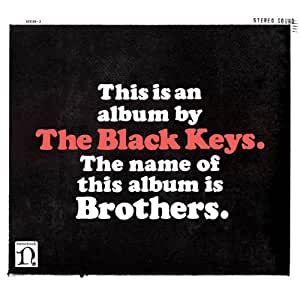 Brothers (2 LP w/Bonus CD)