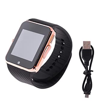 Biaobiaoc/Reloj Inteligente GT08 Sim Bluetooth Connect Android ...