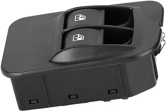 Akozon Elektrischer Fensterheber Schalter Schaltereinheit Power Master Fensterheber Schalter Power Fenster Schalter Power Fenster Control Switch Hauptschalter Für 6490 G8 Auto