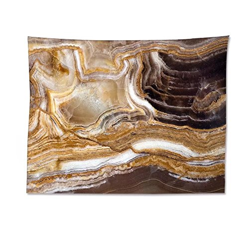 Jane Christiand Satin Tablecloths background unique texture of natural stone marble onyx 24H x 48W (Oval Faux Onyx)