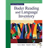 Bader Reading & Language Inventory (7th Edition) 7th (seventh) Edition by Bader, Lois A., Pearce, Daniel L. [2012]