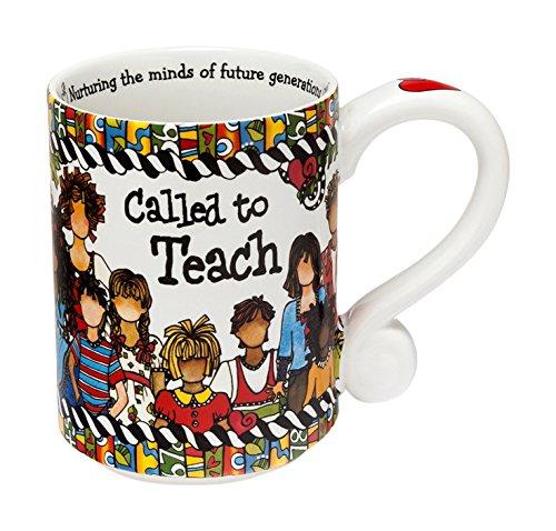Enesco Suzy Toronto Called to Teach Mug
