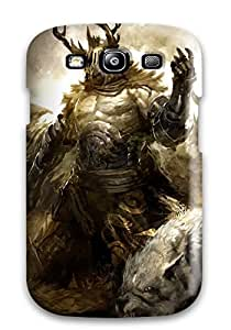 Cute Appearance Cover/tpu ZoGZlRW12040wOheC Death Hunt Warband Case For Galaxy S3