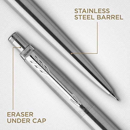 Gift Box Parker Jotter Stainless Steel CT Mechanical Pencil