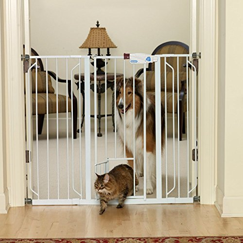 Extension for 0930PW Extra Wide Walk-Thru Pet Gate 51m1Y8sG0tL