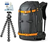 Lowepro Whistler BP 450 AW Photo Backpack w/ Joby GorillaPod Focus Flexible Camera Tripod with Ballhead Kit
