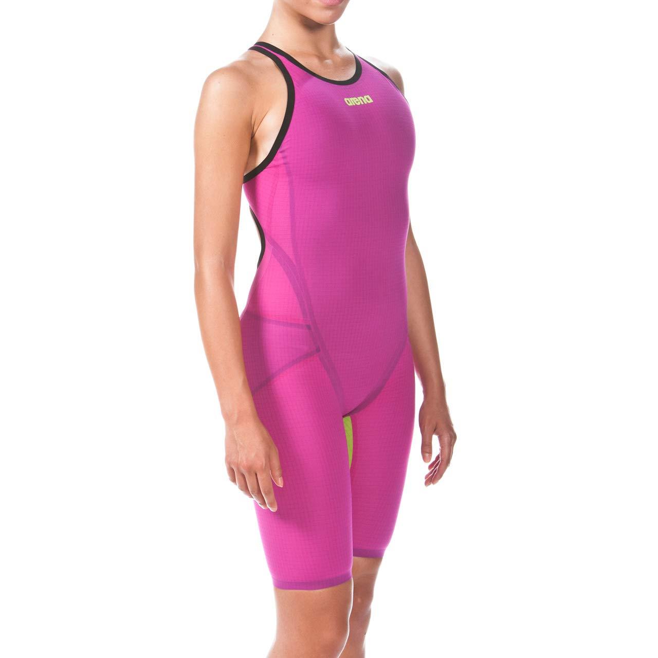 Arena Powerskin Carbon Flex VX FBSL Open Back Womens Racing Suit