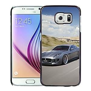Jaguar Cx Durable High Quality Samsung Galaxy S6 Case