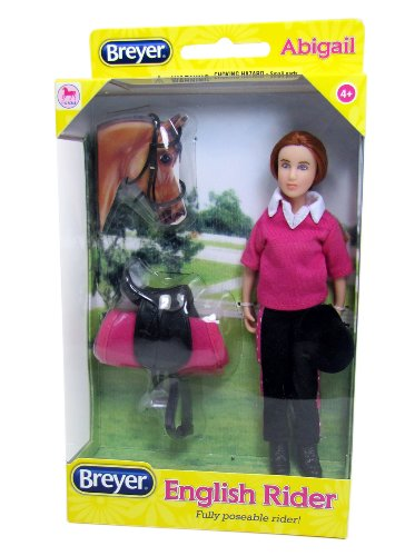 Breyer Classics Abigail English Rider - Rider for Classics Toy Horses