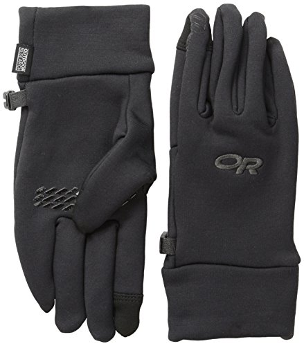 Outdoor Research Men's PL150 Sensor Gloves, Black, ()