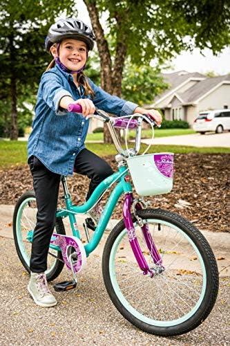 51m1ZdScpwL. AC  - Schwinn Elm Girls Bike for Toddlers and Kids