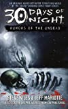 Rumors of the Undead, Steve Niles and Jeff Mariotte, 0743496515