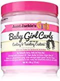 Aunt Jackie's Perfect for curls, coils, waves & mixed-textured hair.