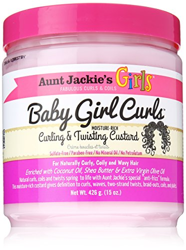 Aunt Jackie's Girls Baby Girl Curls, Curling and Twisting Cu