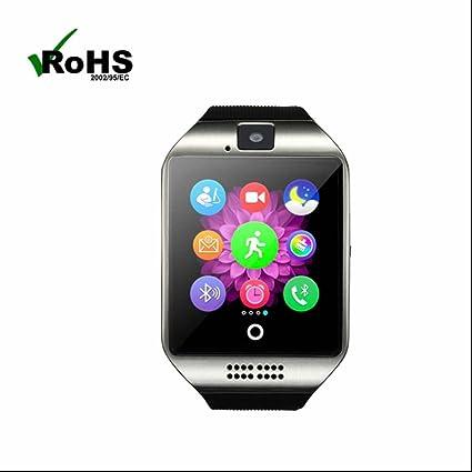 Reloj Inteligente,Pulseras Actividad,Notificación de Mensaje,Pulsera Deportiva y Facebook WhatsApp Sync